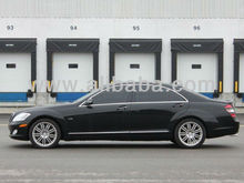 Armored Vehicles - 2013 Mercedes Benz S550/S600 - B6
