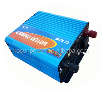 KS1210B model of battery charger with high efficiency for emergency power