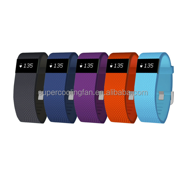 ID100 smart bracelet 2017 New Design Wirst fitness monitoring bracelets