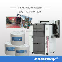 Dry Labs photo paper for Noritsu D1005 D701 D703 and Fuji DL600 minilab printers