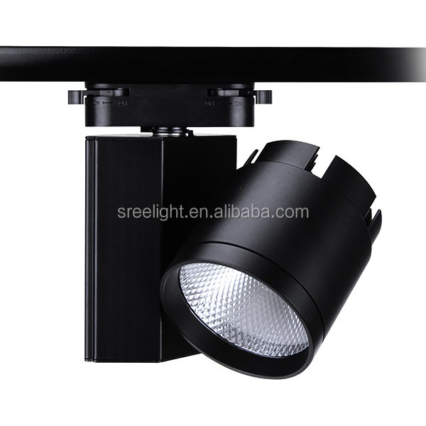 4 wires led track light rail