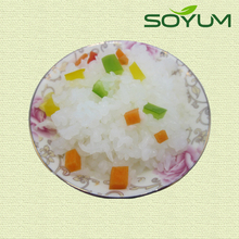 organic konjac rice/slimming rice/zero fat rice