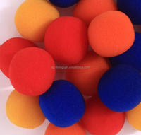 Promotional PU Stress Sponge Magic Balls With Different Density Sponge