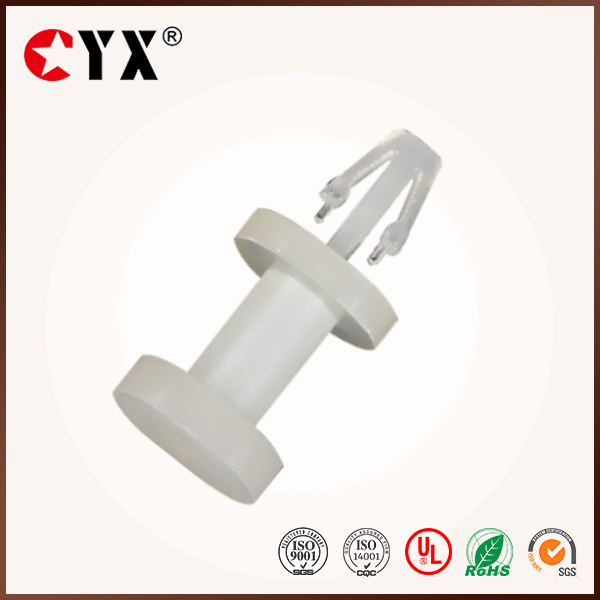 3.0mm hole diameter Nylon66 PCB Spacer Supports,Plastic nylon natural PC board support