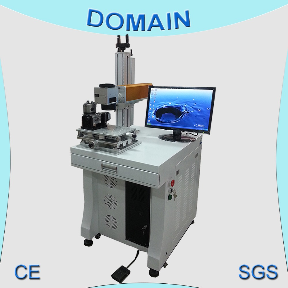 10W fiber laser sintering machine for sale