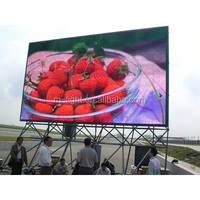 Best Price High Quality Outdoor Advertising P10 SMD module LED Screen display