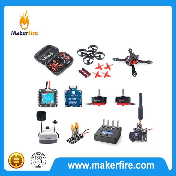 Makerfire drone parts
