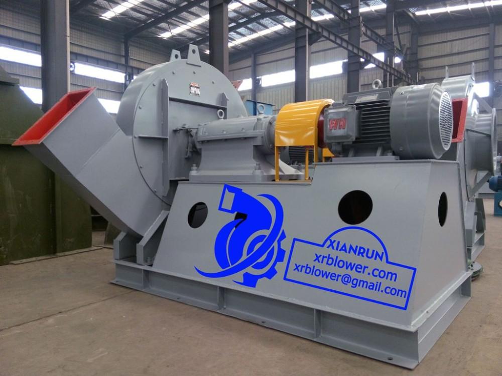 Anti corrosion high efficiency foundry furnace centrifugal for High efficiency blower motor