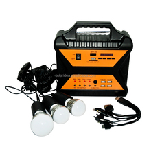 High efficiency easy install portable off grid energy system 10 w solar panel power kit