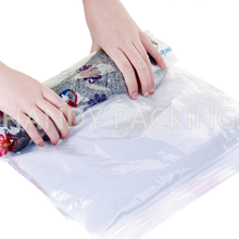 China set of storage bags for clothes no vacuum rolling bag compression