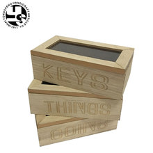Wholesale With Unique Design Small Unfinished Wooden Boxes
