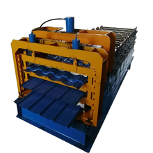 Roofing Steel Profile Double Layer Roll Forming Machine