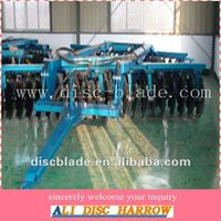 1BZ-A(B) series of agricultural tools and uses disc harrow 2016 HOT SALE