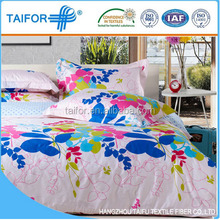 low price new style silk 3d printing duvet cover set
