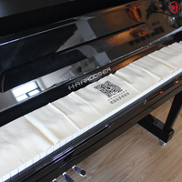 2016 Factory Superfine fiber Upright Piano Keyboard Cover