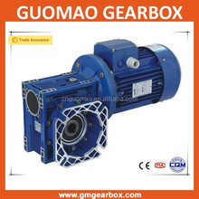 Good design Rv Series worm reduction gear boxes