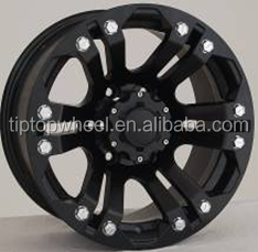 4x4 offroad Monster Toyota real beadlock <strong>alloy</strong> wheel /16 cast wheel shipping from china