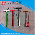 Alibaba export multifunctional nozzle many colors steel mini bicycle pump