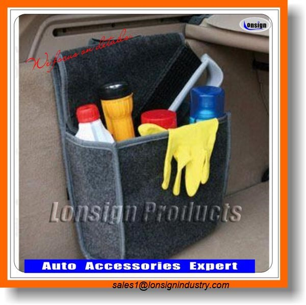 Car Trunk Tool Organizer