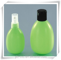 200ml PE plastic gourd bottle for cosmetic / 200,ml gourd shape bottle