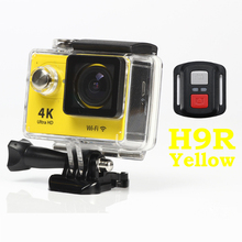 winait H9 Ultra Full HD WiFi 1080P 2.0 LCD Sport DV Video 4K Action Cameras Underwater Helmet Cam waterproof SJ 4000 pro style