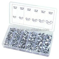 2014 best selling 150 Piece Imperial Wing Nut Assortment/Kit/Set