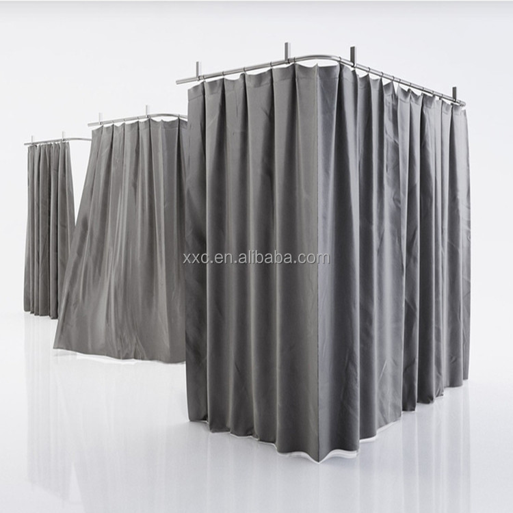 Hospital Room Divider,Solid Color Curtains