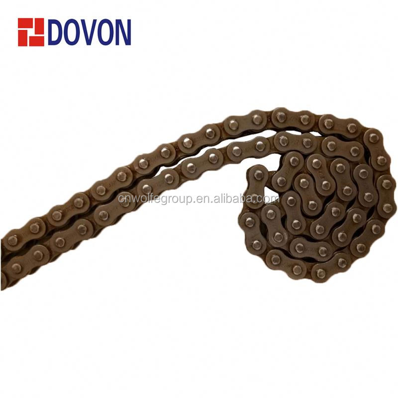 Hot Dip Galvanized Attachment Long Link Industrial Chain