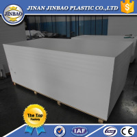 custom pvc board design 4ftx8ft plastic panel