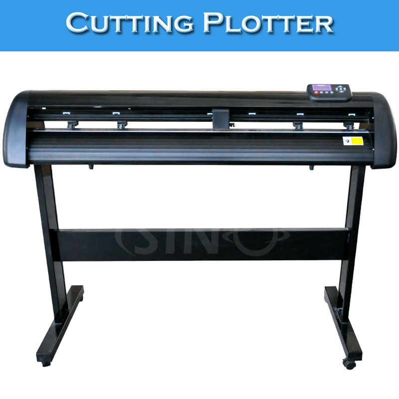 SINO Self Adhesive Vinyl Graph 1350MM Artcut Software Free Cutting Plotter