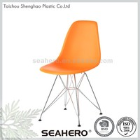 Ergonomic Plastic Chair Commercial Hotel Furniture