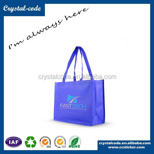 Factory Price Popular PVC Foldable Reusable Shopping Bag