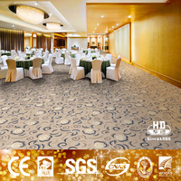 Low Price Wall To Wall Ecomomic Hotel Carpet