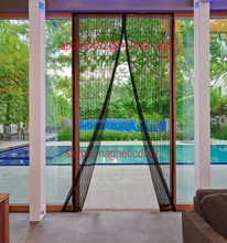 factory premium Anti-mosquito magnetic screen door