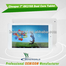 Ultra Slim 7inch rk3168 dual core IPS1280*800p tablet pc charger
