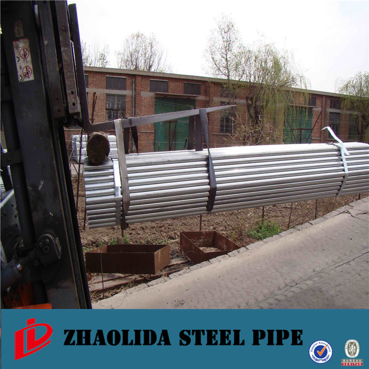 new galvanized pipe ! used greenhouse frames for sale 39mm galvanized steel pipe