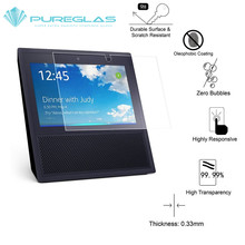 For Amazon Echo Show new innovative Nano hydrophobic and oleophobic coating smart device screen protector glass