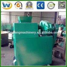 Newest Double roller fertilizer granule making machine / organic granulator machine / fertilizer production line