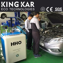 Improving horse power engine carbon clean system for car