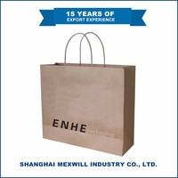 Popular Product Guaranteed Quality brown kraft paper bag