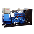 CE approved open frame gas generator with auto start