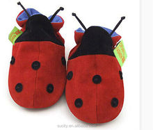 fancy canvas casual baby shoe in animal shape