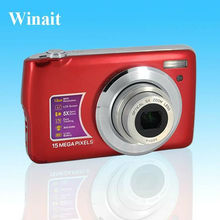 "Best Quality 15mp Digital Camera with 9MP CMOS Sensor Max 15MP 2.7"" LCD 5X Optical Zoom SD Card up to 32GB DC-800OE"