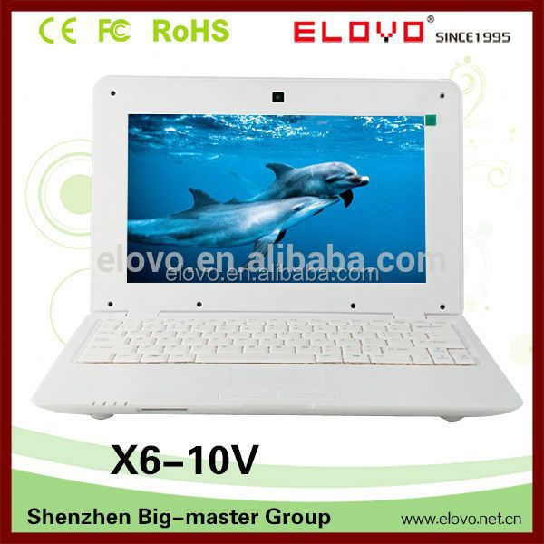 Promotion all kinds of 10 Inch Screen Low Price Mini Laptop