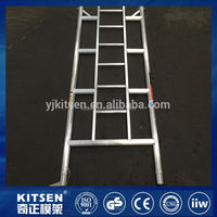 Factory wholesale interior refurbishing ring lock scaffolding shoring tower