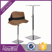 19th century counter top UK hot selling hat wig stand shop display available in matte and mirror surface finish