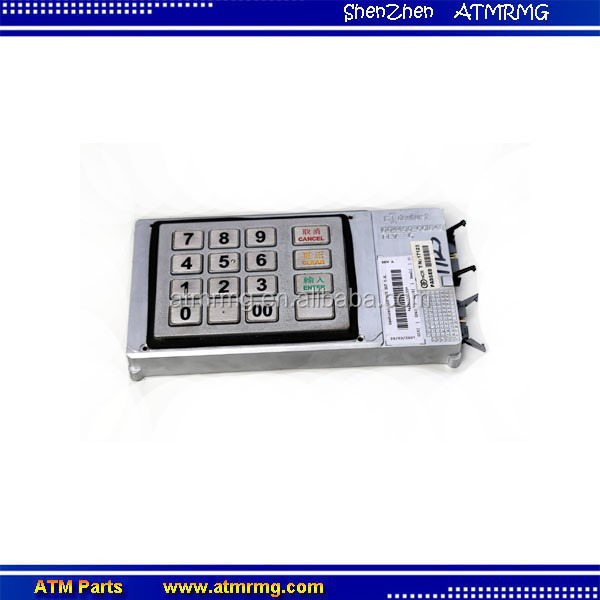 Factory Direct ATM Parts NCR EPP Steel Key Tip Keyboard 445-0662733/445-0661000 Use for ATM Machine