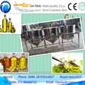 Good assurance best quality lower parice edible oil refining machine