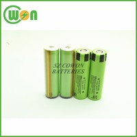 Lithium ion 18650 battery for Panasonic NCR18650BE battery 3200mAh cell