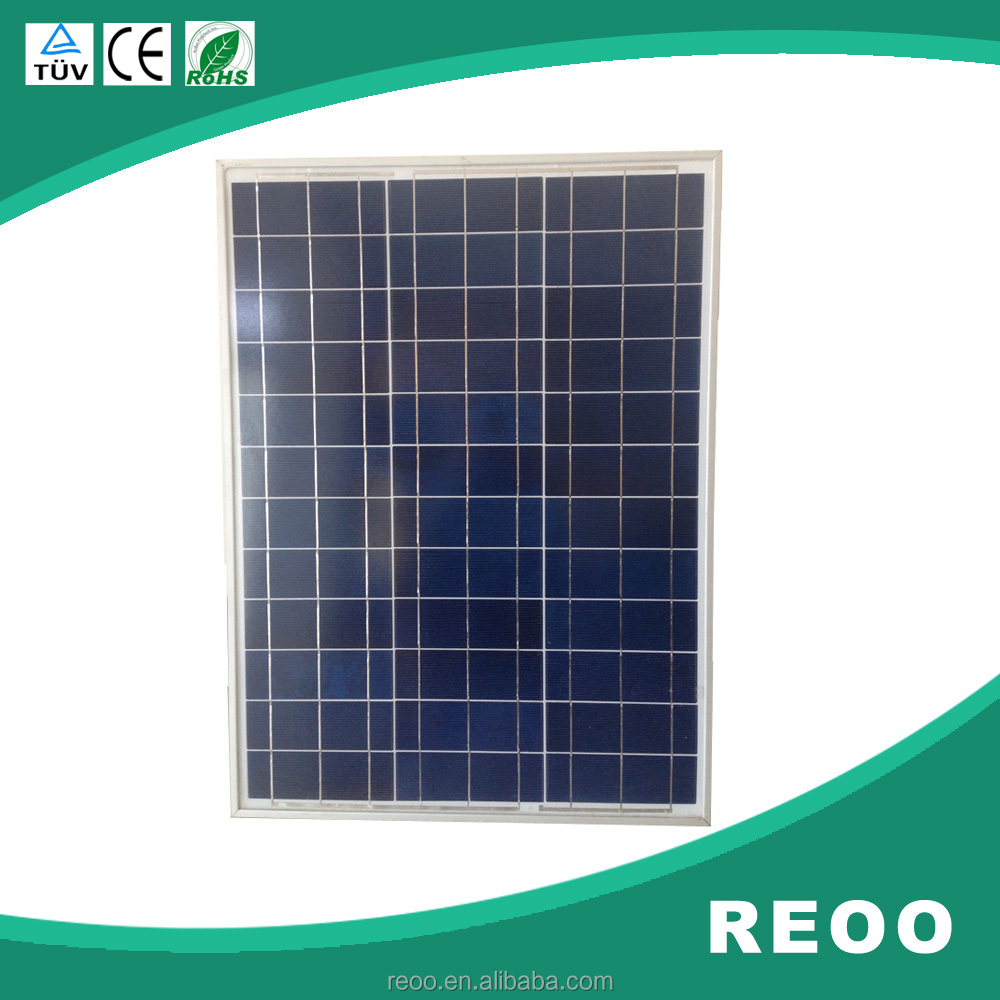 REOO High Quality Poly Solar Module 20W - 300W for Power Plant
